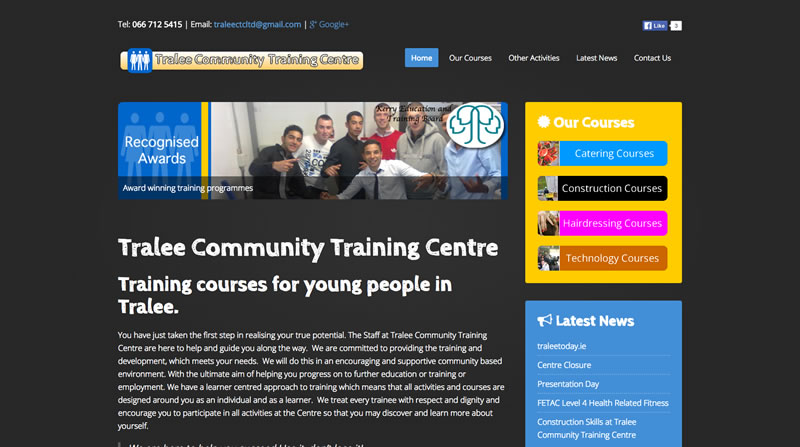 Home Page - The Green CBS Tralee