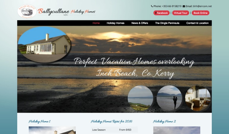 Vacation Homes Ireland Killarney